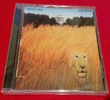 WHITE LION - Big Game - MANUFACTURED ON DEMAND - CD