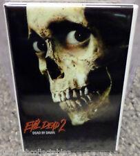 """Evil Dead 2 Movie Poster 2"""" x 3"""" Refrigerator Locker Magnet"""