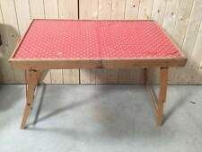Vintage Retro Camping Glamping Gladlyn Folding Table  #587