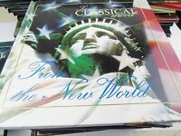 IN CLASSICAL MOOD FROM NEW WORLD CD & BOOKLET BOOK VGC GERSHWIN SOUSA
