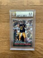 2000 TOM BRADY-FLEER ULTRA # 234-BGS 8.5 (Two 9.5's)