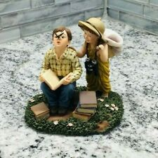 "Prayers & Promises Figurine, ""Appreciate the simple things"" DEMDACO 2002"