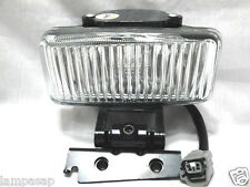 Glass Fog Light Lamp w/Light Bulb Passenger Side Fit 1997-2001 Cherokee