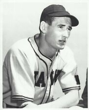1940s Ted Williams Navy 8x10 Photo