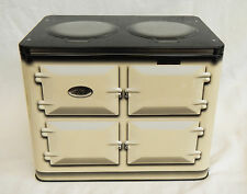 Aga Oven Shaped Tin Box / Gift Tin / Biscuit Tin - Cream -  BNWT