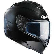 Thermo-Resin Full Face Plain 5 Star Motorcycle Helmets
