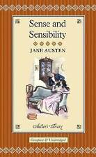 Sense and Sensibility (Collector's Library) - New Book Austen, Jane (T1)