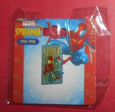 Marvel - Spider-Man Tac Pin - New In Package