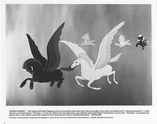 FANTASIA original DISNEY b/w studio publicity still photo PEGASUS