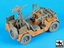 Black Dog 1/35 M151 FAV Utility Truck Jeep Conversion Set (for Tamiya) T35121