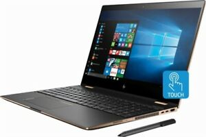 "HP Spectre 15 X360 15.6"" OLED 4K  i7 5.0GHz 16GB 1TB SSD GTX 1650 Laptop 2-in-1"