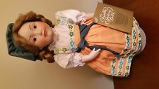 Franklin Heirloom doll -Gretchen