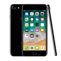 Apple iPhone 7 256GB Jet Black 12.0MP iOS Mobile Smartphone A1778 (GSM)