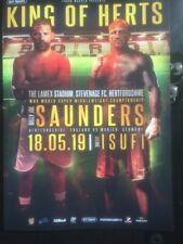 Billy Joe Saunders v Shefat Isufi Boxing Programme