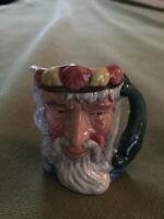 Royal Doulton Neptune MINI character mug, D6555