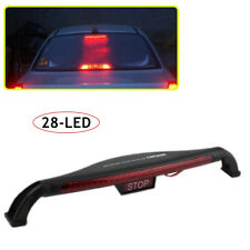 28-LED Universal 3rd Brake Lamp Bar Car Rear Tail Light High-Mount Stop Light