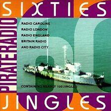PIRATE RADIO JINGLES ~ From The Sixties (99 Jingles) Jumbo Label, Radio Caroline
