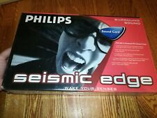 PHILIPS SONIC EDGE PSC704 PCI SOUND CARD / NEW, SEALED