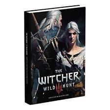 The Witcher 3: Wild Hunt von David Hodgson Ale (2016, Gebundene Ausgabe)