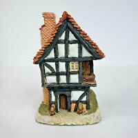 David Winter Cottages Spinners Cottage in Original Box With COA