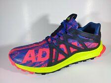 Adidas VIGOR BOUNCE NEON ORANGE BLUE GREEN Running Shoes Mens Size 13