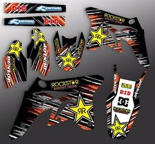 2013 2014 2015 2016 2017 KTM SX 85 GRAPHICS KIT MOTOCROSS DIRT BIKE DECALS SX85