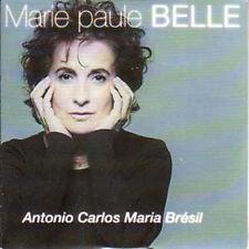 CD Single MARIE PAULE BELLE Antonio Carlos Maria Bresil Promo 1 titre RARE NEUF