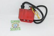 12V Red Cdi Unit For Lambretta And Vespa Scooters . Suitable For Other Makes