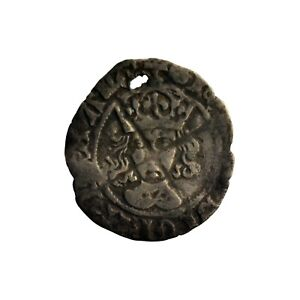 Henry VII Penny - Old Type - Rare (HHC5640)