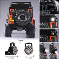 1/10 RC LED Light Spotlight Taillight For Traxxas TRX4 Ford Bronco & Land Rover