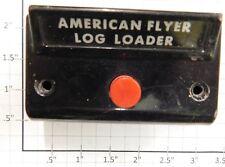 American Flyer 787CB S Scale 787 Log Loader Black Control Button