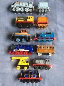 Thomas The Tank Engine Die Cast Trains, Tenders X11