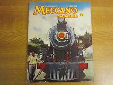 May 1963, MECCANO MAGAZINE, Sir Alfred Owen, Michel Meakin, Weather Vanes.