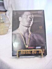 WWE DVD ROYAL RUMBLE SUNDAY JANUARY 25 2004 PHILADELPHIA, PA.