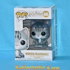 Harry Potter Minerva McGonagall as Cat Funko Pop Vinyl US Excl Delivery