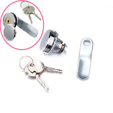 Waterproof Covered Cam Lock Cabinet Lock Letter Mail Box Key Lock 18mm Anti-dust