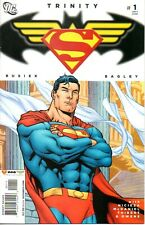 """DC Comics """"Trinity"""" Complete Series Issues #1-12 All Comics are in NM condition."""