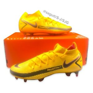 Nike Phantom GT Elite DF FG ACC Soccer Cleats Sample Rare Men Size 10 CW6589-706