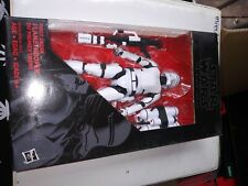 Black series star wars 6 inch First Order Flame Trooper #16. New.