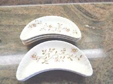 Five Antique Marks and Rosenfeld R&R china Bone dishes