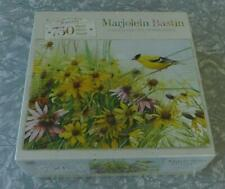 Marjolein Bastin 750-pc Puzzle American Goldfinch on Echinacea New/Sealed 2003
