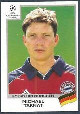PANINI UEFA CHAMPIONS LEAGUE 1999-00- #230-BAYERN MUNICH-MICHAEL TARNAT