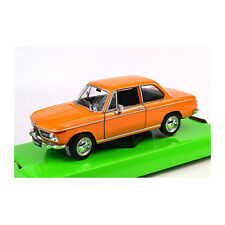 Welly 24053 bmw 2002 ti Orange escala 1:24 coche modelo nuevo! °