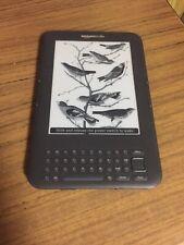 Amazon Kindle KEYBOARD 4GB 6 inch ,FREE 3G+WI-FI
