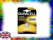 2x Duracell CR2025 CR 2025 DL2025 3v Lithium Battery FAST FREE 1ST CLASS POST