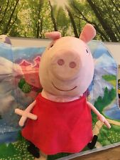 Large Talking Hide And Seek Peppa Pig Plush