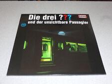 Die Drei ??? Fragezeichen - und der unsichtbare Passagier - 2LP Vinyl /// 189