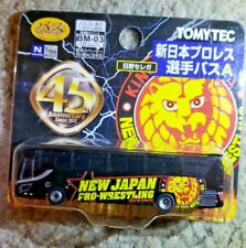 1/150 TOMYTEC THE BUS COLLECTION MITSUBISHI JAPAN RESTLING TEAM, HARD TO FIND!