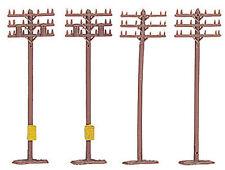 Bachmann Telephone Poles (12) N 42506
