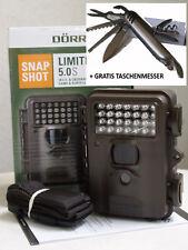 Wildkamera - Überwachungskamera Snapshot Limited 5.0S Dörr +GRATIS TASCHENMESSER